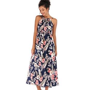 bd31d0e998311c4 Product Offer. Женское шифоновое платье 2019 модное женское богемное  шикарное длинное ...