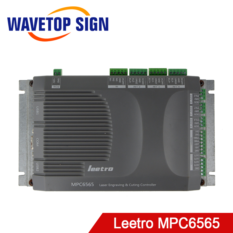 WaveTopSign Leetro MPC6565 Co2 Laser DSP Controller for Laser Engraving and Cutting Machine