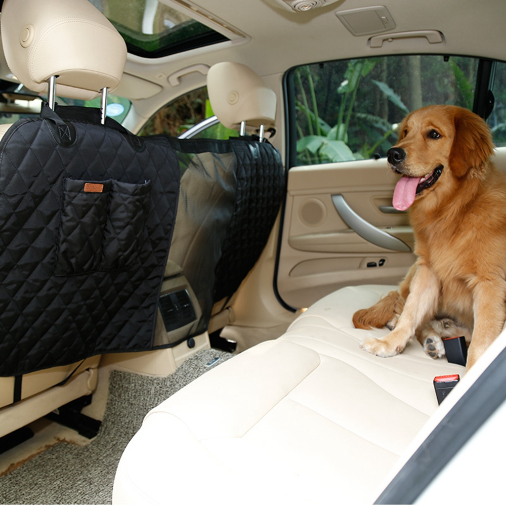Aliexpress Buy DogLemi Pet Dog Car Seat Barrier Waterproof Safety Fence For Small And Big Animals Outdoor Travel Accessories From Reliable