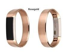 Новая Мода Fitbit Альта Браслет группа, Oitom Премиум Нержавеющей Стали Браслет Смотреть ремешок ремешок для Fitbit Альта фитнес-часы
