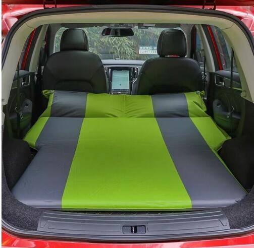 Надувной матрас для автомобиля SUV, кровать для кемпинга, надувной матрас для автомобиля, влагостойкая Подушка, надувной матрас для путешест... - 2