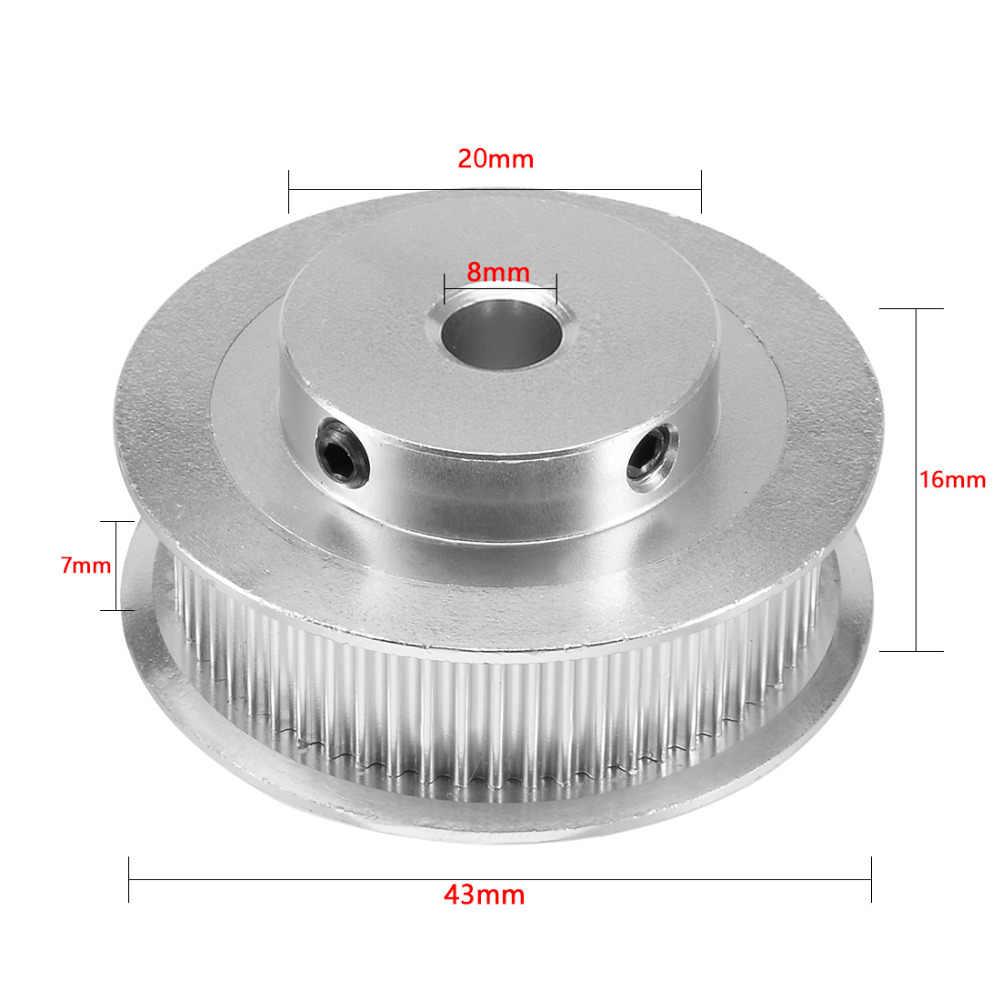 5M-36T Idler Timing Pulley Wheel Bearing Bore 8mm-15mm for Reprap 3D Printer CNC