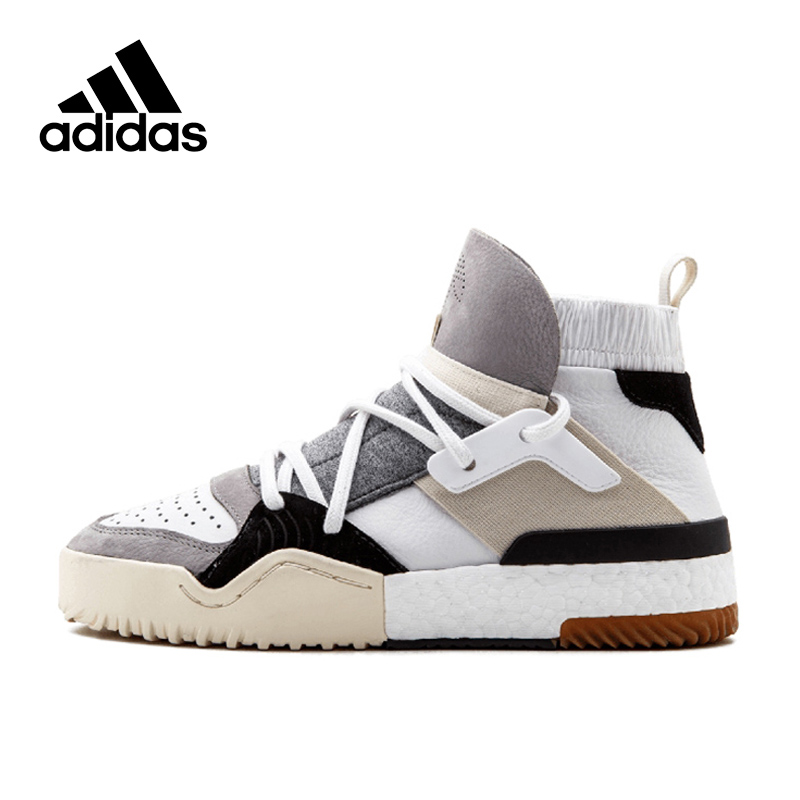 Adidas Originals New Arrival Authentic x Alexander Wang Men's Hard-Wearing Skateboarding Shoes Sports Sneakers CM7824 CM7823 1 5 lcd screen water resistant plastic bicycle computer w base sensor silver 1 x cr2032