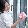 Магнитная чистящая щетка для мытья окон волшебник для очистки окон двухсторонний стеклоочиститель полезное остекление очистка кустов инс...