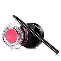 8 Colors Makeup sexy charming air Cushion matte batom Tint Lip Gloss Waterproof long lasting lip gloss with lip brush Skin Care