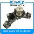 New Thermostat Housing Assembly For BMW E46 E39 X5 X3 Z3 Z4 325i 330i 525i 530i