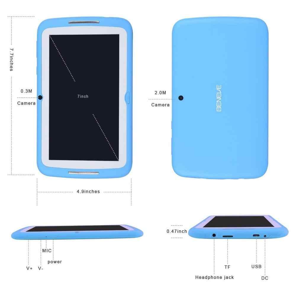 Tablet PC 7,0 Zoll 1024*600 1GB RAM 8GB ROM Dual WiFi Android 7,0 Tablet Dual Kamera GPS
