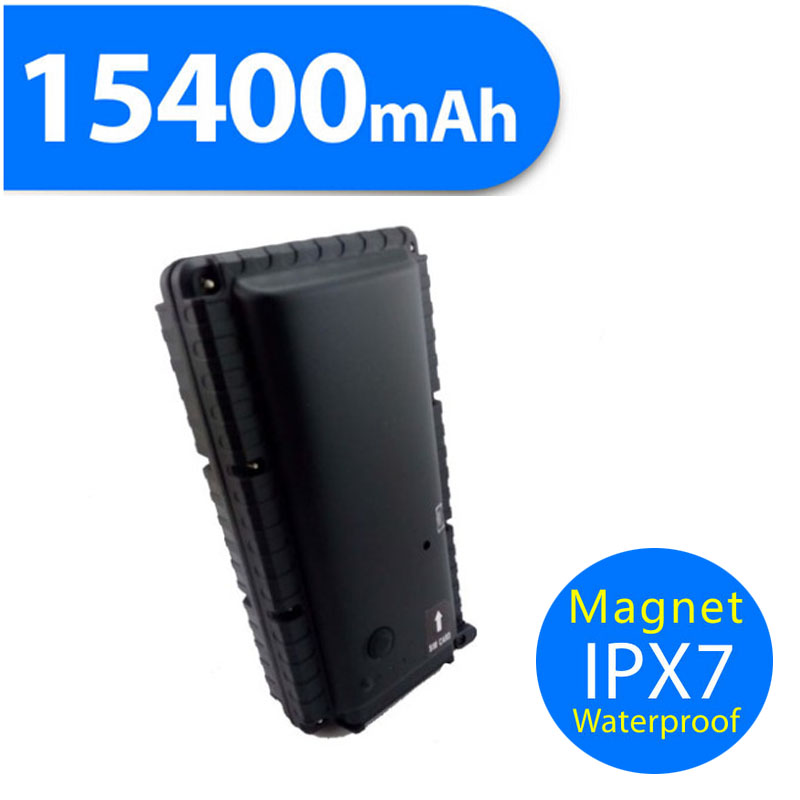 Waterproof Ipx Mah Big Capacity Battery Gps Tracker Car Vehicle Powerful Magnet For Cars Tracking Device