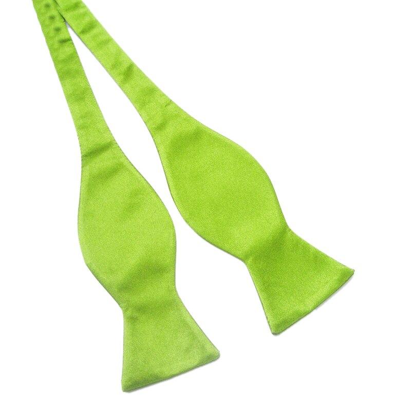Hot Solid Bow Ties For Men Red Wedding Suite Accessories Unisex Business Gravatas Slim Skinny Neckties Mens Black Party Bowtie