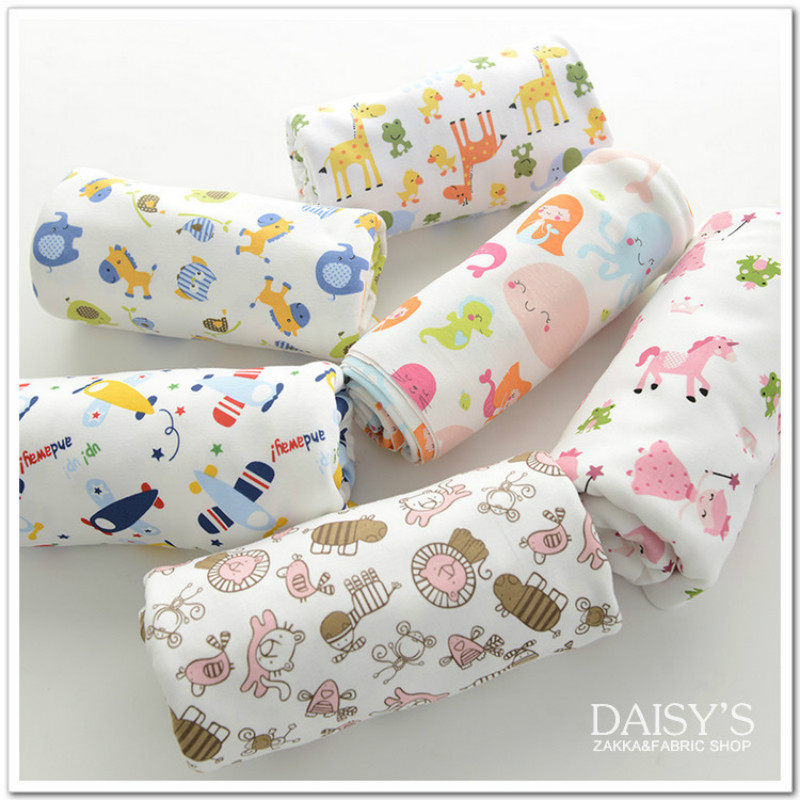 Online buy wholesale cotton knit fabric from china cotton for Wholesale baby fabric