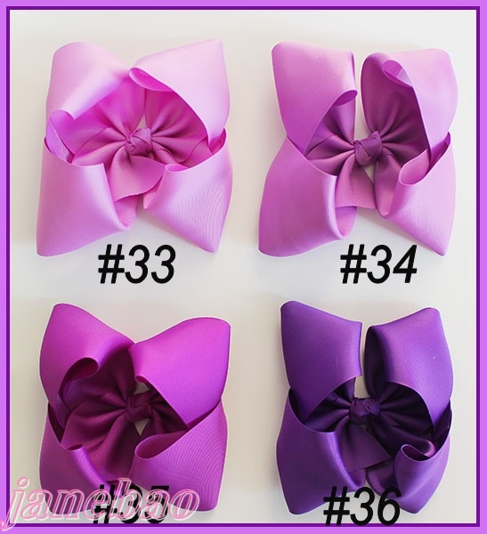 free shipping Newests 65pcs 8 big hair bows ABC hair bows Boutique hair bows Girl ABC