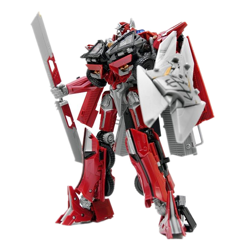 Leader Classe Sentinelle Prim Feu Moteur Jouet action figure jouets classiques pour les garçons cadeau sans boîte au détail