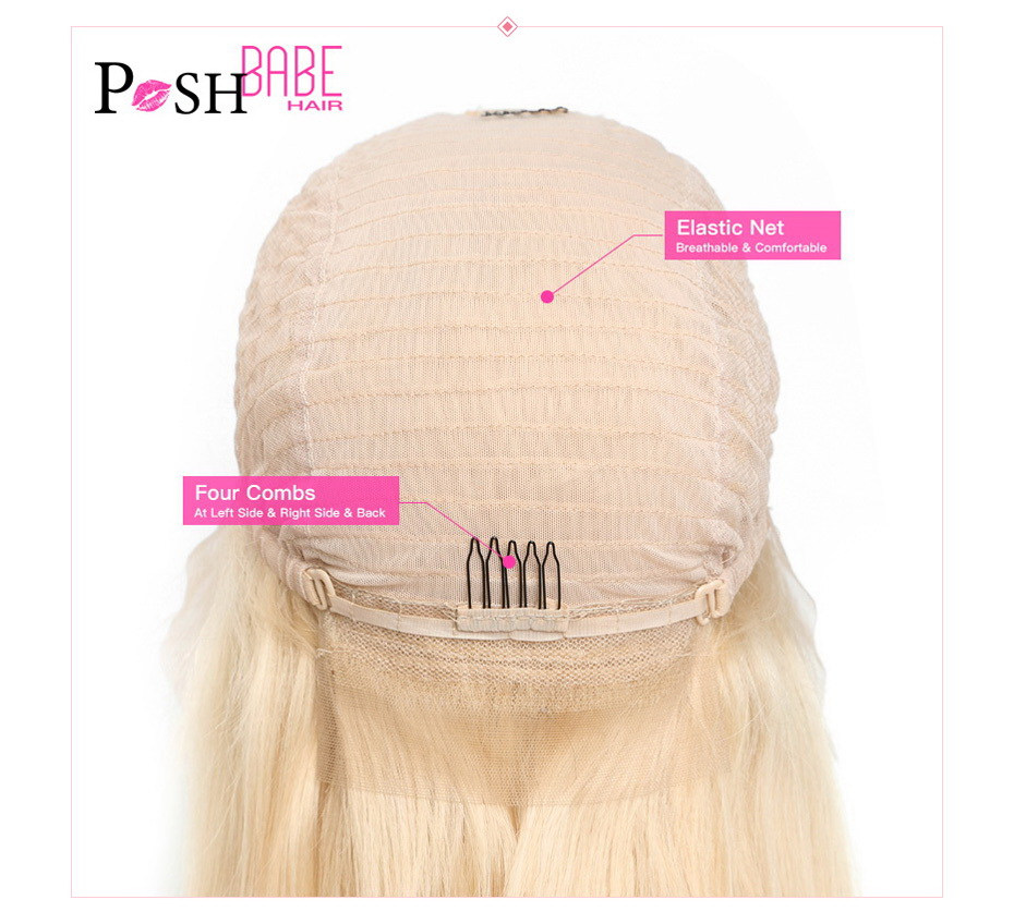 Blonde Lace Front Wigs (3)