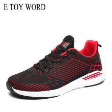 Buy E TOY WORD Fashion Running Shoes for women Breathable Mesh Women Sneakers soft lightweight Comfortable Walking Hiking Shoes directly from merchant!