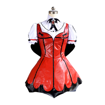 The Idol Master Cinderella Girls Vampire  Dress Cosplay Costume Stage Clothes , Perfect Custom for You !
