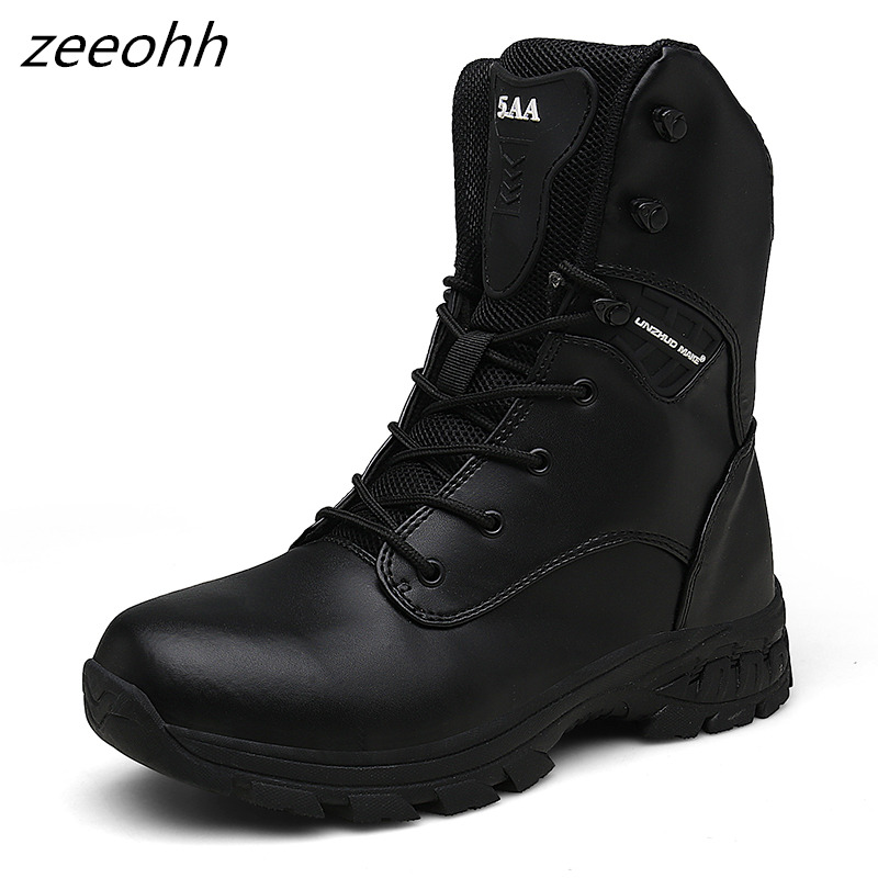 Новые камуфляжные военные ботинки для мужчин, спецназ, тактические ботинки для улицы, дезерты, Нескользящие армейские ботинки, мужские похо...