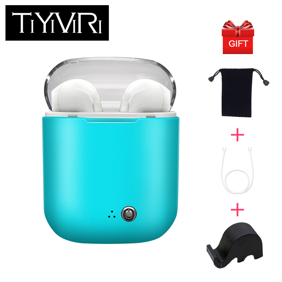 Mini Twins Bluetooth Kopfhörer Drahtlose Kopfhörer In Ohr Drahtlose Kopfhörer Earbuds Freisprecheinrichtung Stereo Mikrofon für iphone