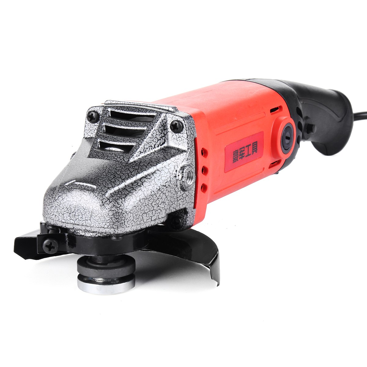 12000rpm 220V 680W 100mm Electric Angle Grinder Spindle M10 Chainsaw Bracket Change Ngle Grinder Metal Cutting Tool Power Tool 15 inches power tool box 100mm angle grinder grinder toolbox plastic box