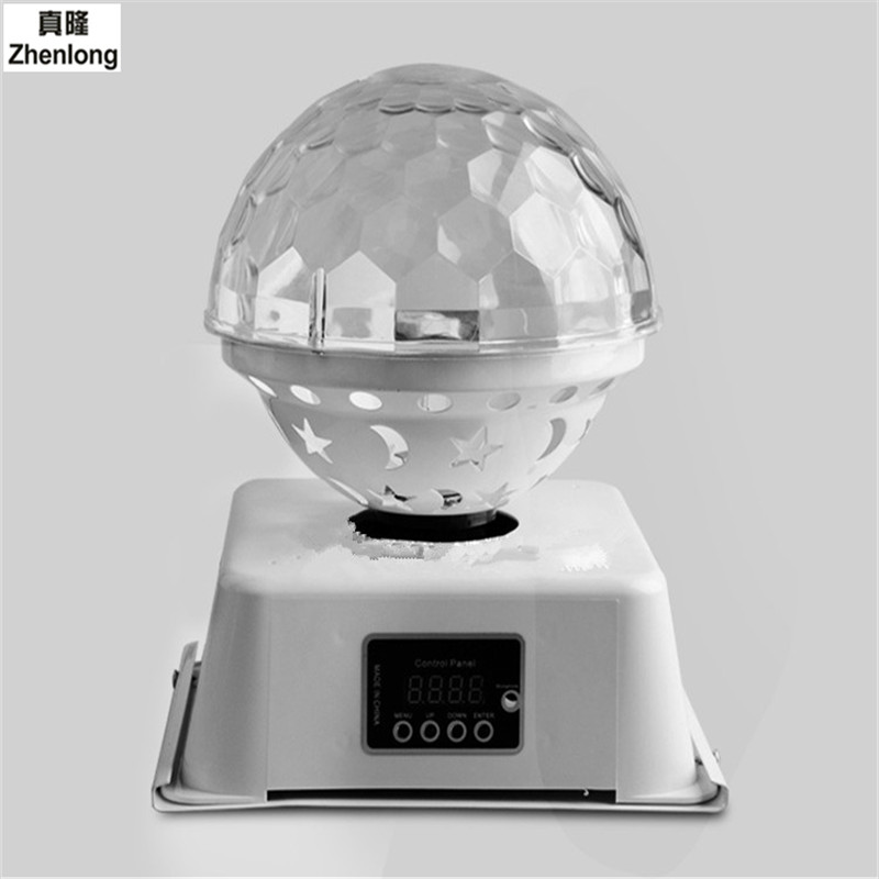 Équipement vidéo lumières de scène boule magique en cristal Led lampe de scène DJ KTV Disco Laser lumière de fête lumières projecteur de contrôle sonore - 4