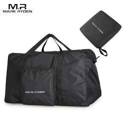 Складная сумка унисекс Mark Ryden, нейлоновая водонепроницаемая дорожная сумка, большая и вместительная, 2019