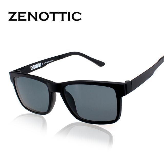 2016 design de moda unissex magnético clip on óculos polarizados ultem super ultra-leve frame ótico, óculos, DT139