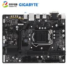 GIGABYTE GA-B250M-D2V desktop motherboard LGA1151 i3 i5 i7 DDR4 USB3.0 32G Micro-ATX цена и фото