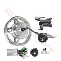12 inch 250W 24V electric rear wheel hub motor ,electric bicycle conversion kit , electric scooter motor kit