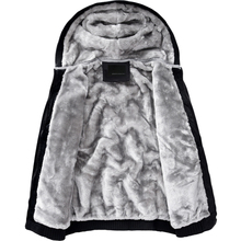 Женская толстовка осень зима теплый толстый однотонный повседневный спортивный костюм женские толстовки с капюшоном размера плюс 4XL куртка с капюшоном