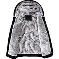2021 толстовка женская осень-зима, теплая плотная куртка повседневный спортивный костюм Женские кофты с капюшоном размера плюс 4XL куртка с ка...