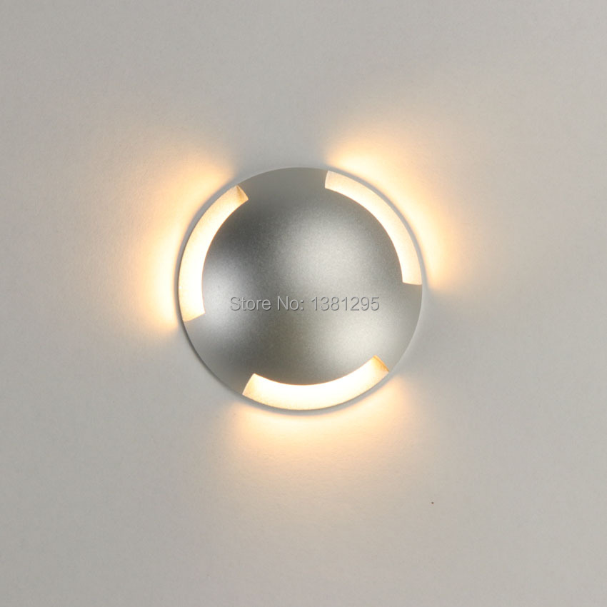 Image 4 - CREE Led Floor Decking Lights 12V 24V 1W 3W Led Underground Light IP67 Buried Lamps Exterior Spot encastrable terrace lightingspot encastrable solunderground lightled underground light -