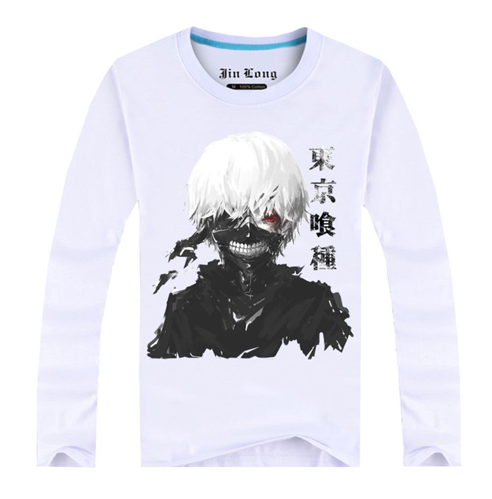 Brdwn Tokyo Ghoul Unisex Ken Kaneki Touka Kirishima - Կարնավալային հագուստները - Լուսանկար 3