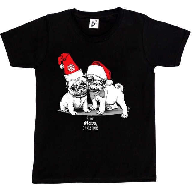 T Shirt Summer Novelty Cartoon T Shirt A Very Merry Christmas Cute