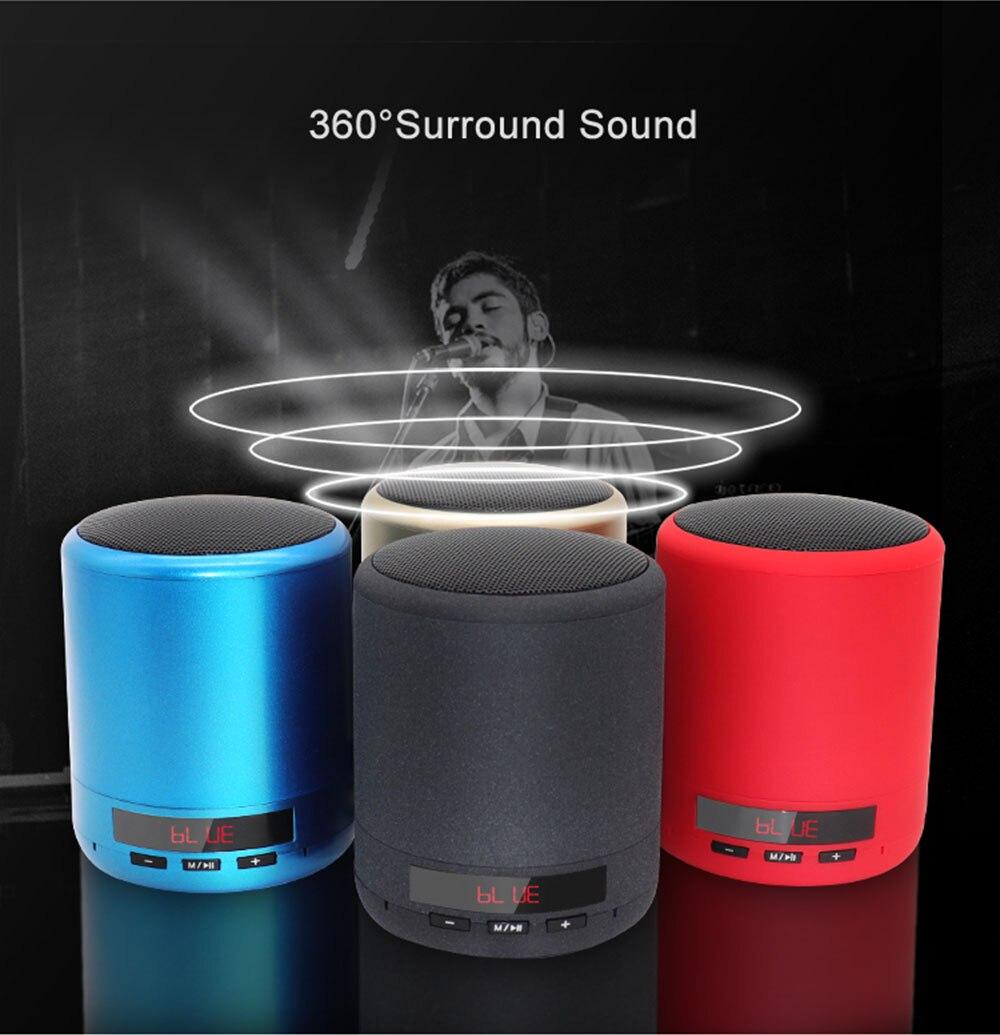 Alto-falante Bluetooth -02