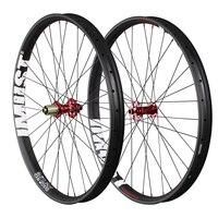 Должен 29 плюс горный велосипед колеса 50 мм ширина углерода жира велосипед колеса двойными стенками hookless Бескамерная Совместимость