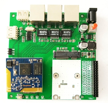 EL-M300 QCA9531 WiFi Module Supports 5Gwifi Internet of Things
