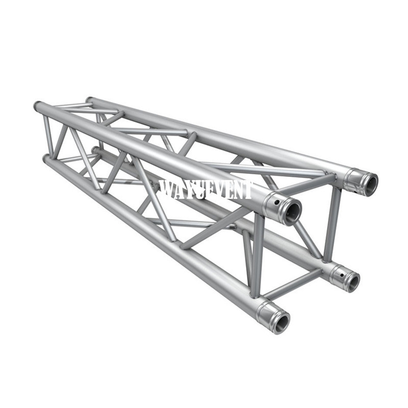 Aluminum Truss circle truss High quality lighting aluminum truss, truss roof system for event ,exhibition 290mm aluminum stage truss structure event lighting spigot truss with black coated
