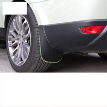 lsrtw2017 engeering plastic car mudguards for range rover evoque 2011 2012 2013 2014