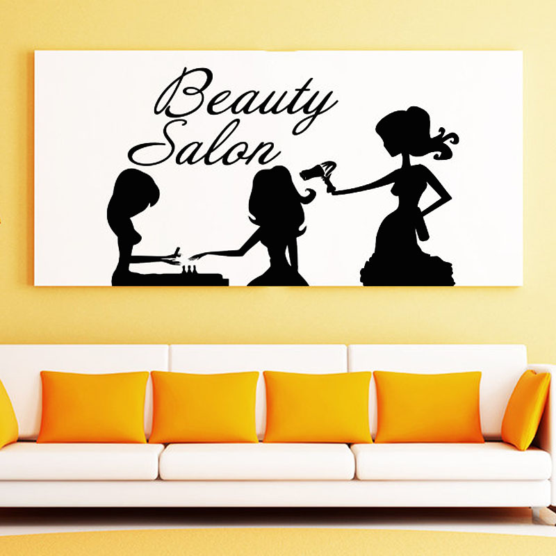 Best Salon Wall Decor Contemporary - Wall Art Design ...