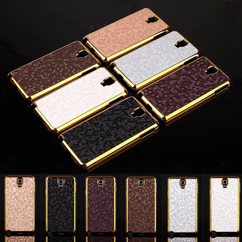 Cover Note 3 Neo/Note 3/Note 4 Luxury Electroplating Football Skin Leather Case Samsung Galaxy Neo N7505 - Best Accessory store