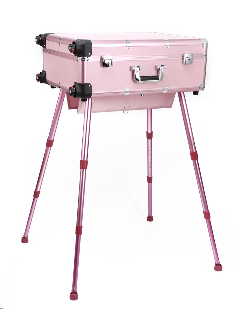 Trolley PINK LED MP3 1