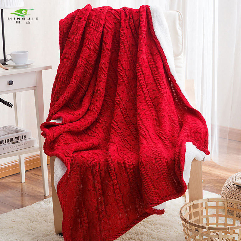 1PCS Soft Blankets Extra Soft and Warm Bed Blanket Couch Blanket and Easy Care Coral Fleece Fabric Solid Color Blanket 120x180cm