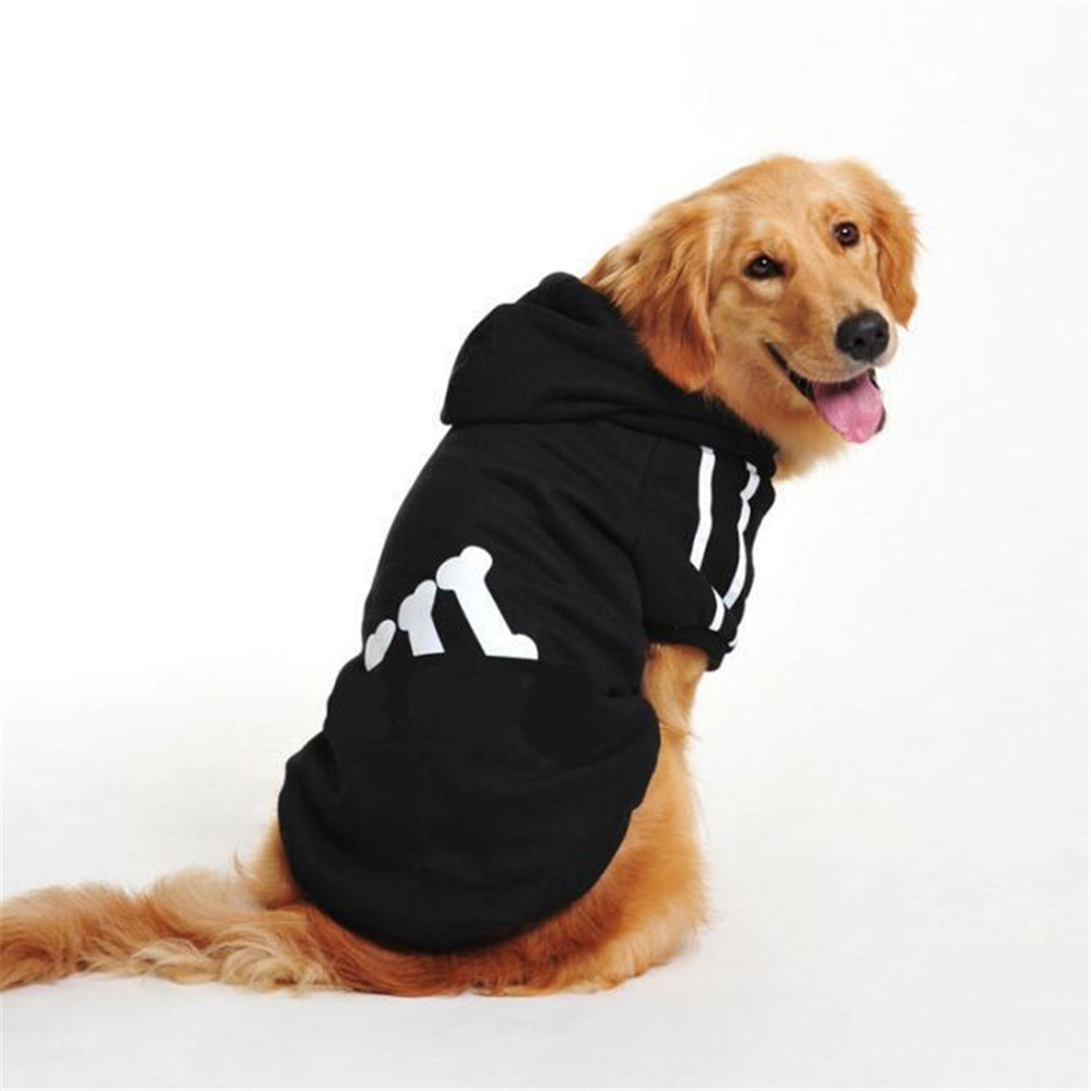 Hot Sale Big Dog Clothes Large Size Winter Dogs coat Hoodie Apparel Clothing Size:m-7XL