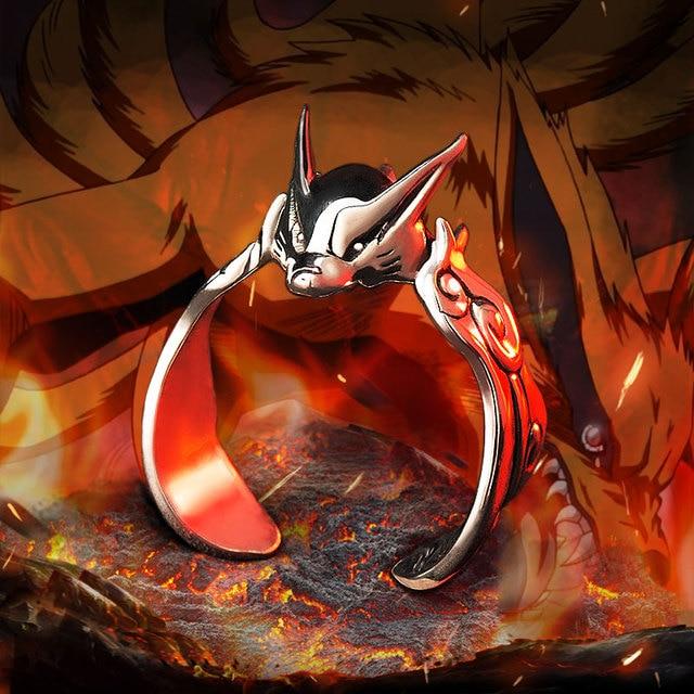 Naruto the silver fox