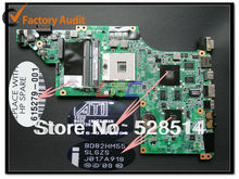 Original Laptop motherboard for HP Pavilion DV6 615279-001 mainboard DA0LX6MB6G2 REV: G 100% tested with good apperance !