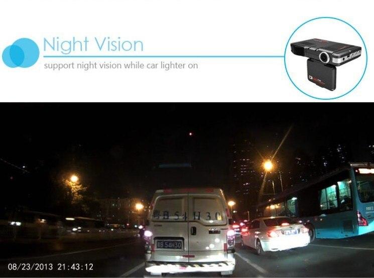 High Quality car radar detector