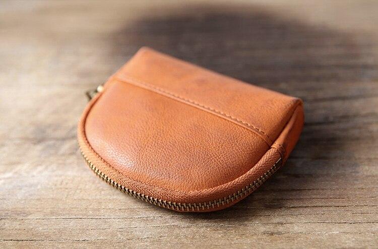 Bolsas de Couro das Mulheres Oem Siku Coin & Titulares