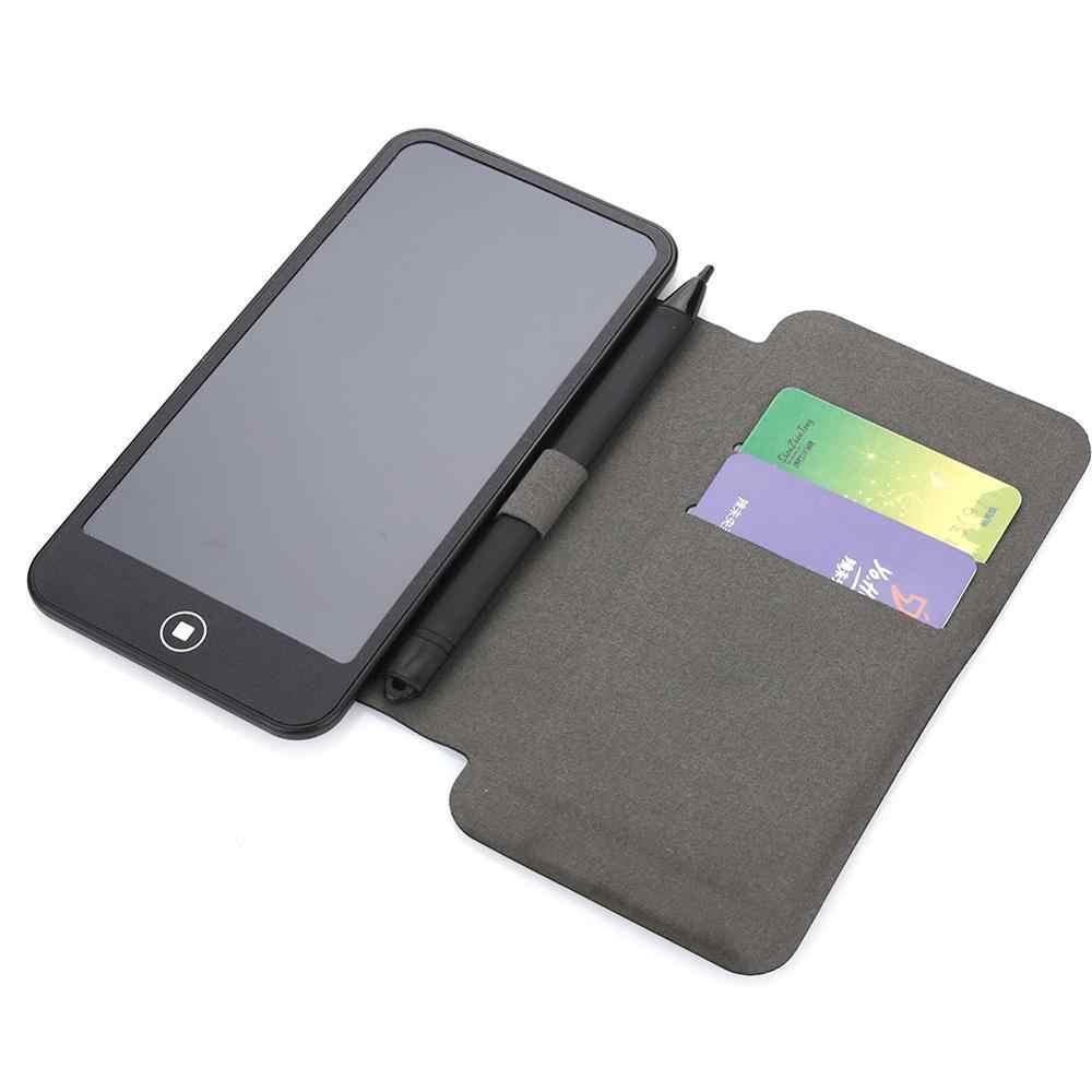 Tableta de escritura LCD con almohadilla táctil de 5,8 pulgadas, tableta de dibujo Digital, tablets de escritura electrónica