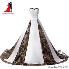 2017 Gambar-gambar Baharu Sweetheart White Satin Penyamaran Pakaian Perkahwinan 2017 Tanpa Tali Bahu Saiz Plus Pengantin dengan Appliques