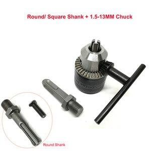 Image 1 - 1 ชิ้น 1.5 13 มิลลิเมตร Professional Key สว่านเจาะเปลี่ยนอะแดปเตอร์แปลง SDS Adapter รอบ /Shank