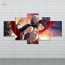 Аниме Токийский Гуль Любовь картина и плакат Холст Картина Современная